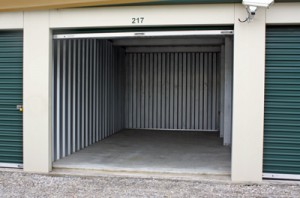 Turner Farms offers affordable mini storage units, such as this one