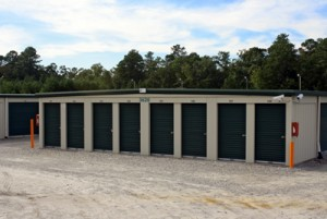 Self storage facility in Garner