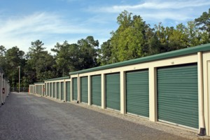 Drive-up storage space located near 40/42 and 27603 zip code
